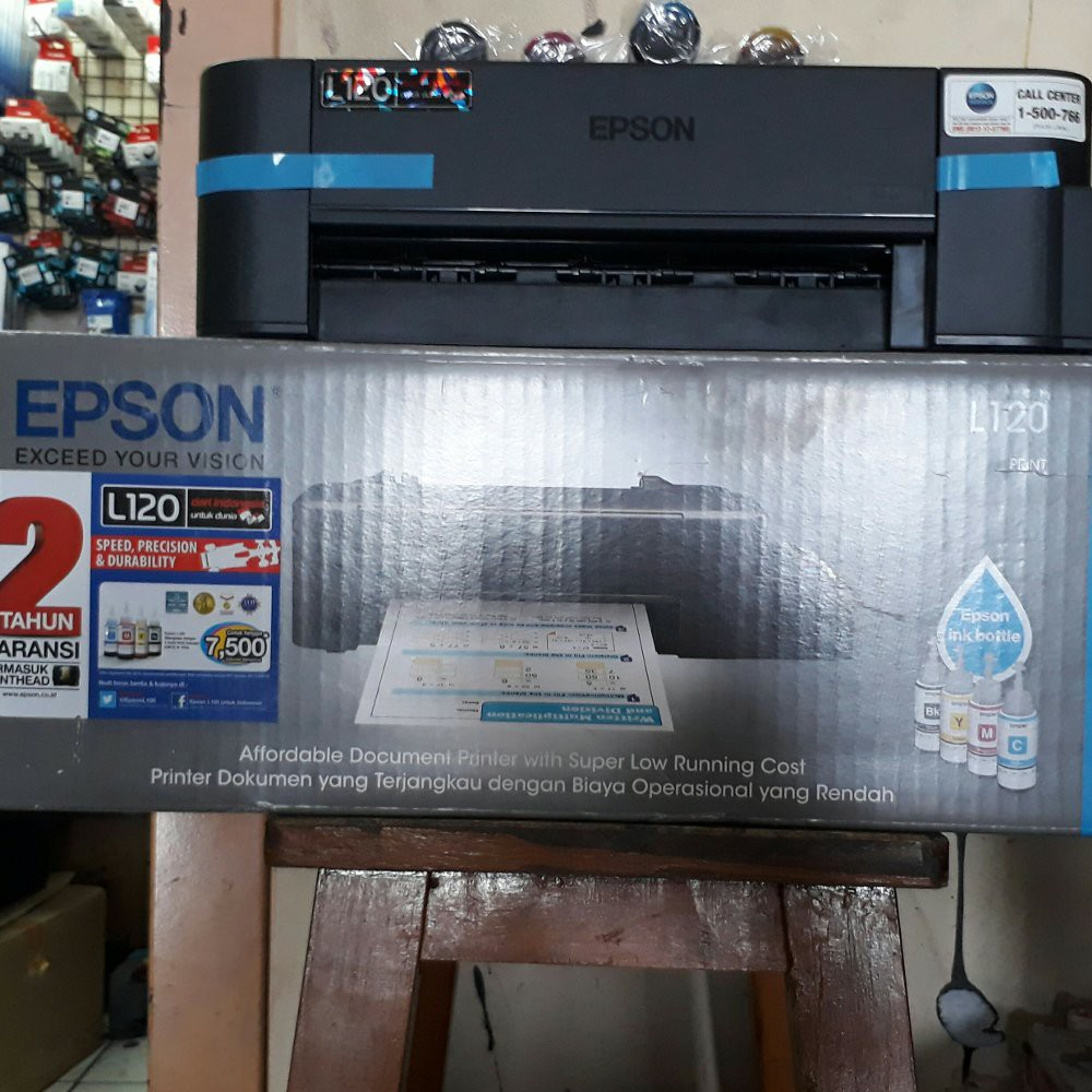 Printer Epson L310 Print Only V Ink Used Photo Quality Shopee Fast Light Cyan 70ml Ultimate Plus Uv Khusus L Series 6 Warna L800 L850 L1800 Indonesia