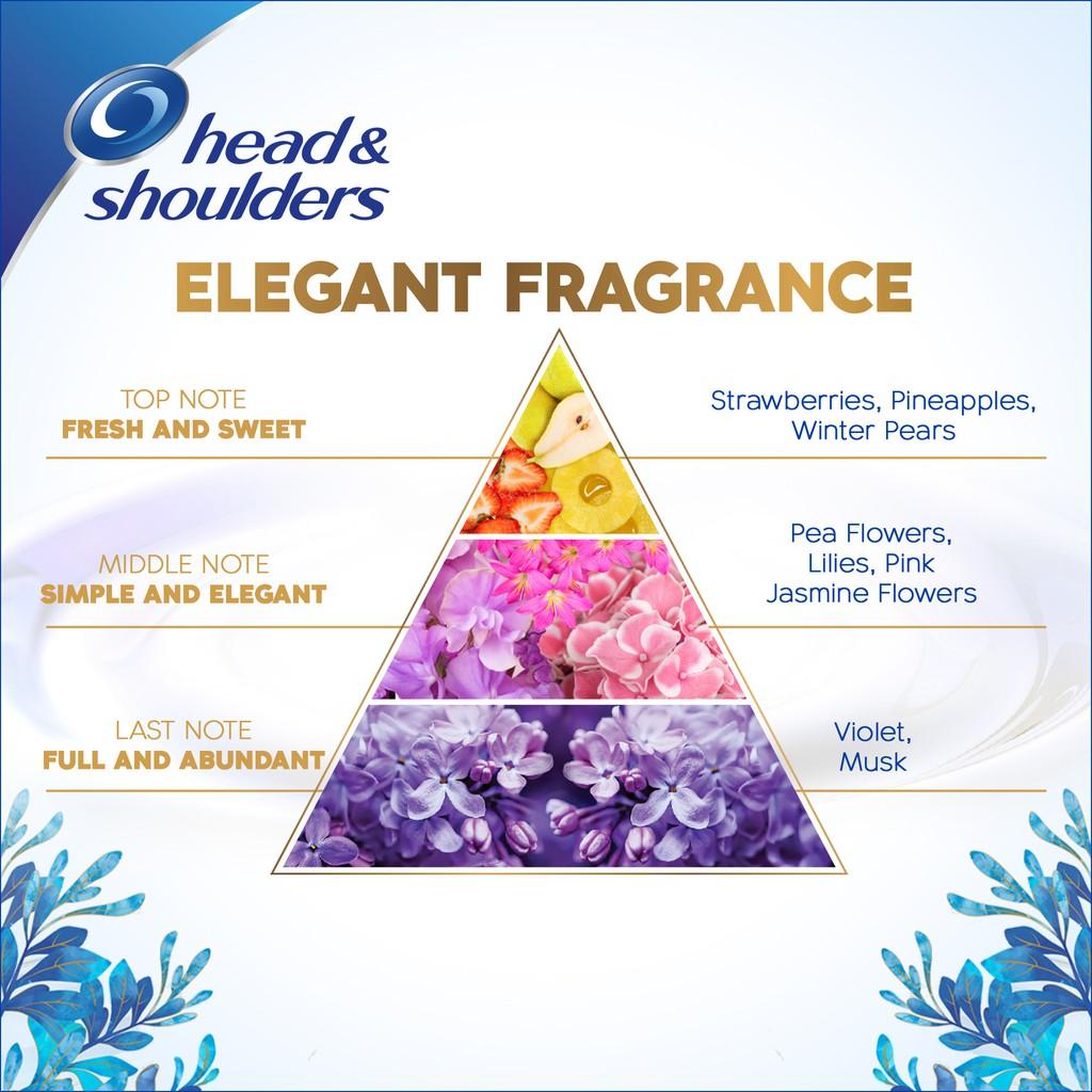 Head & Shoulders Shampoo Supreme Moisture Anti-Dandruff 480 ml-4