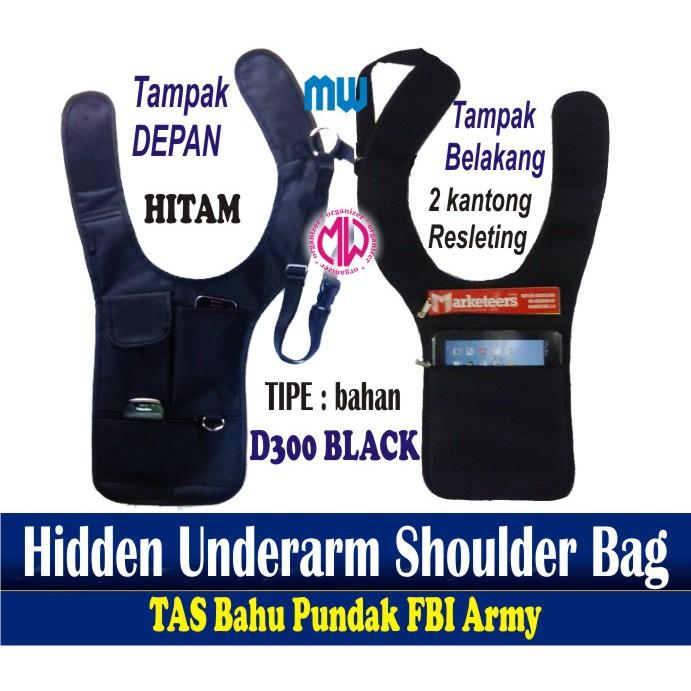 TBC tas gadget turn back crime multifungsi fbi cia pundak bahu polisi multifungsi pria keren | Shopee Indonesia