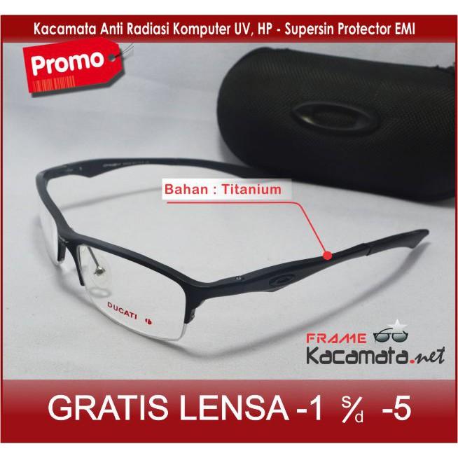 Lensa Leinz 1.61 Cylindris Tinggi Kacamata Minus Plus Anti Radiasi V43 promo   d27ad3efb5