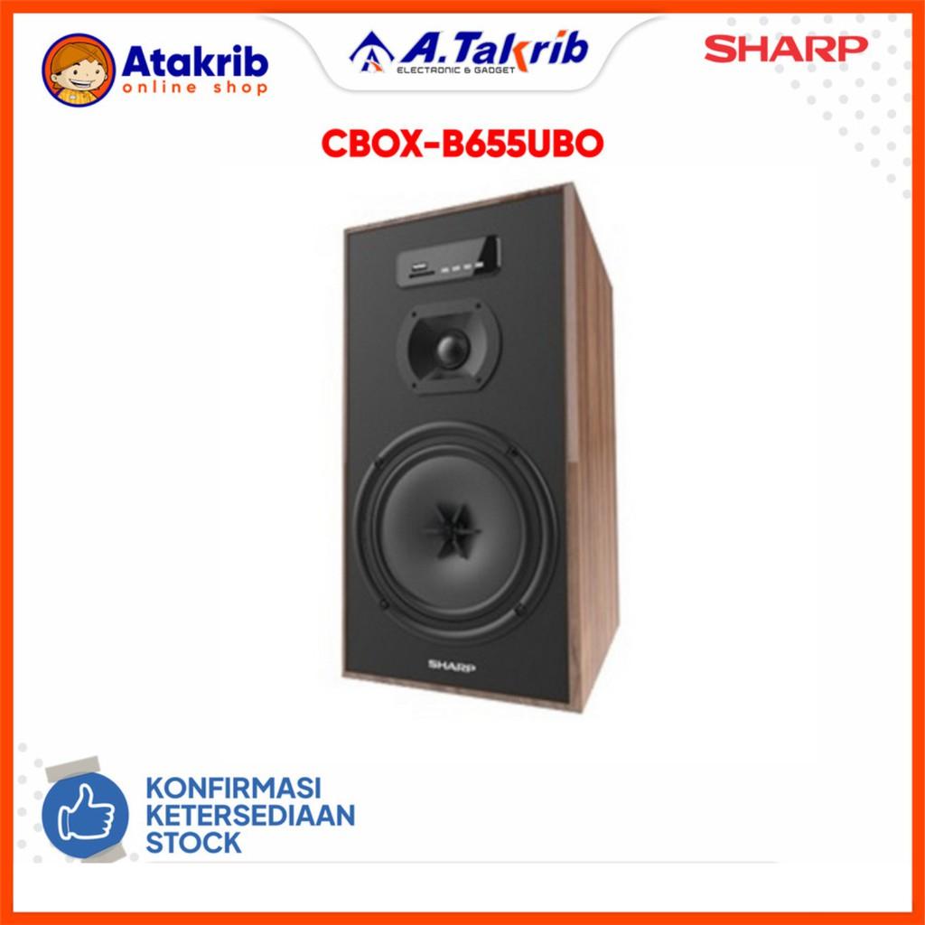 SHARP SPEAKER AKTIF CBOX-B655UBO