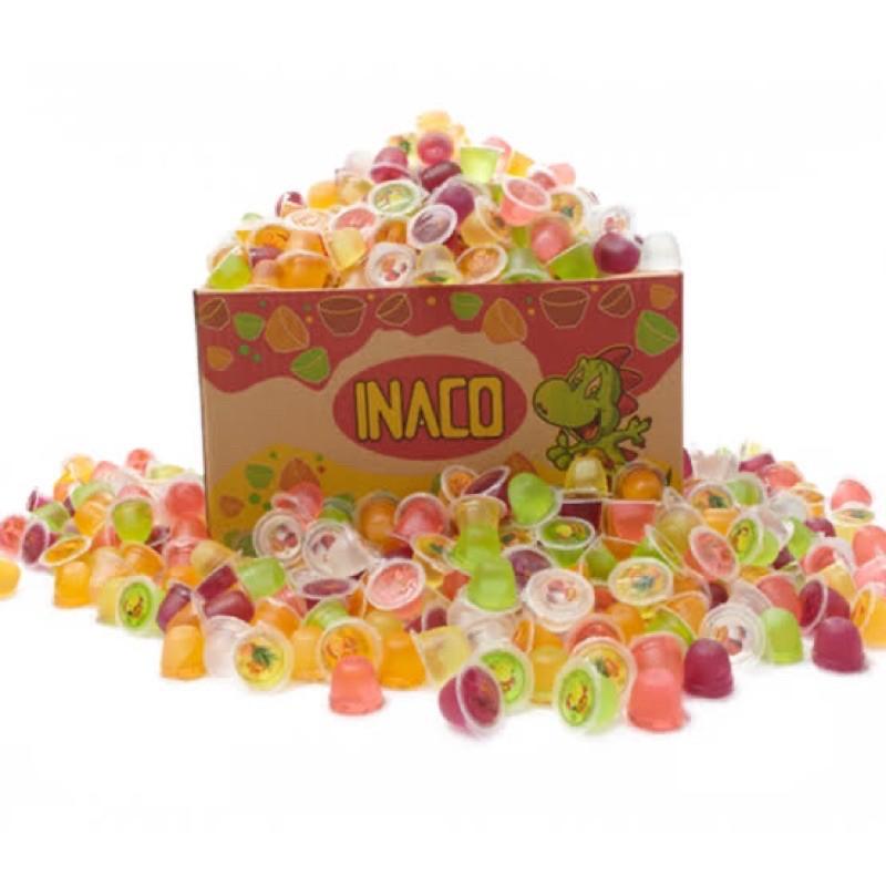 Inaco Jelly Mini Jelly Inaco Agar agar Kiloan