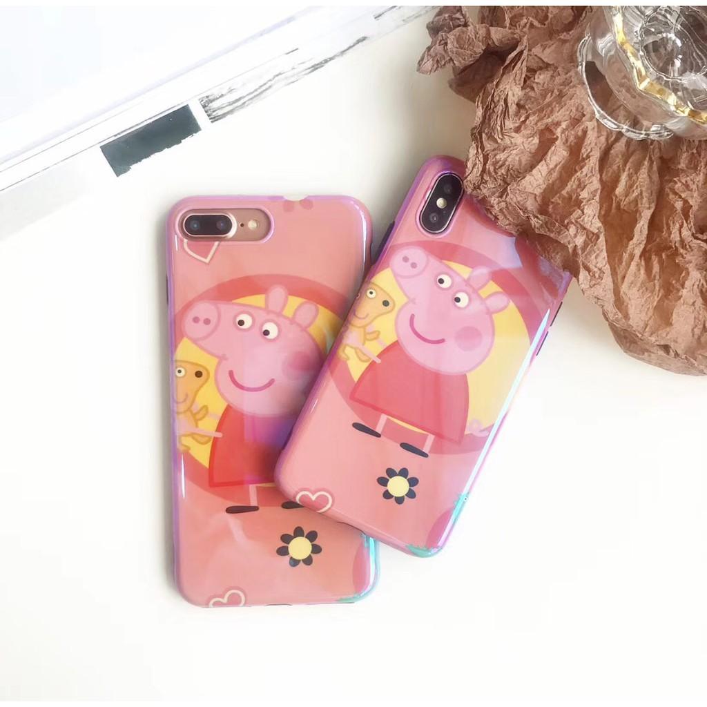 Casing Soft Case iPhone 5S / 6S / 6Plus / 6SPlus / 7 / 8 /