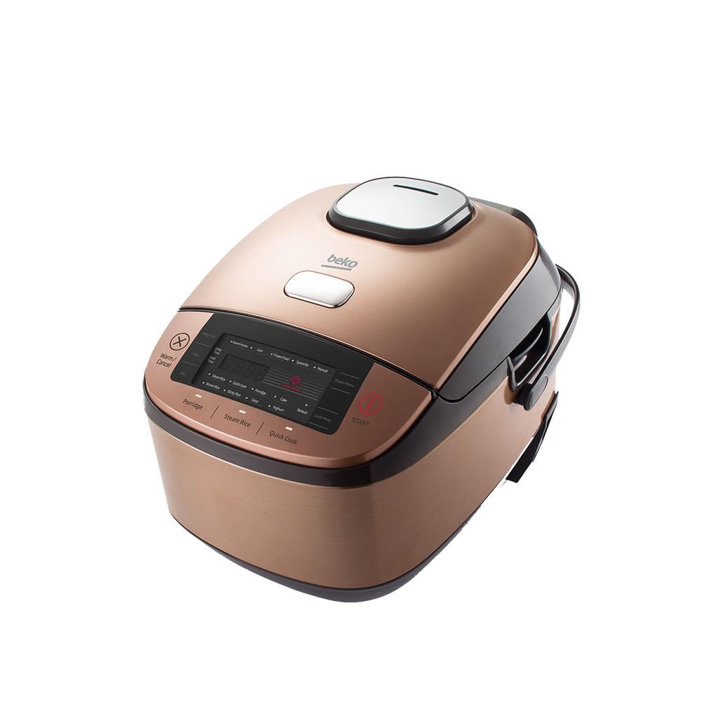 Beko Rice Cooker Microcomputer 1,8 Liter RCM67023R 3D