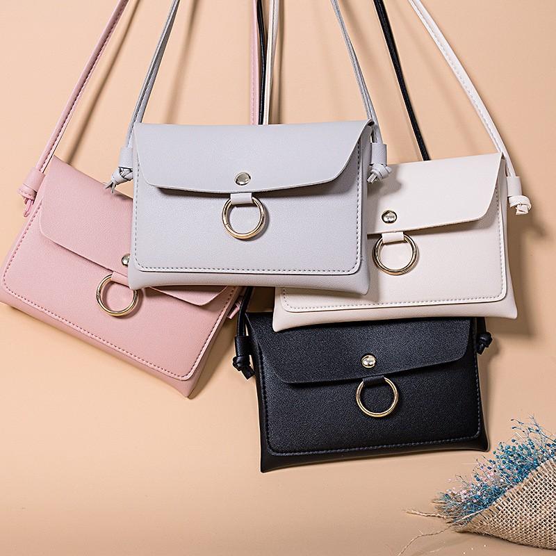 Tempat kain seni grosir tas bahu tas diagonal mini Korea corduroy tas ponsel perempuan   Shopee