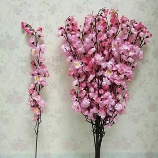 lf002 bunga meihua artificial flower plum peach blossom