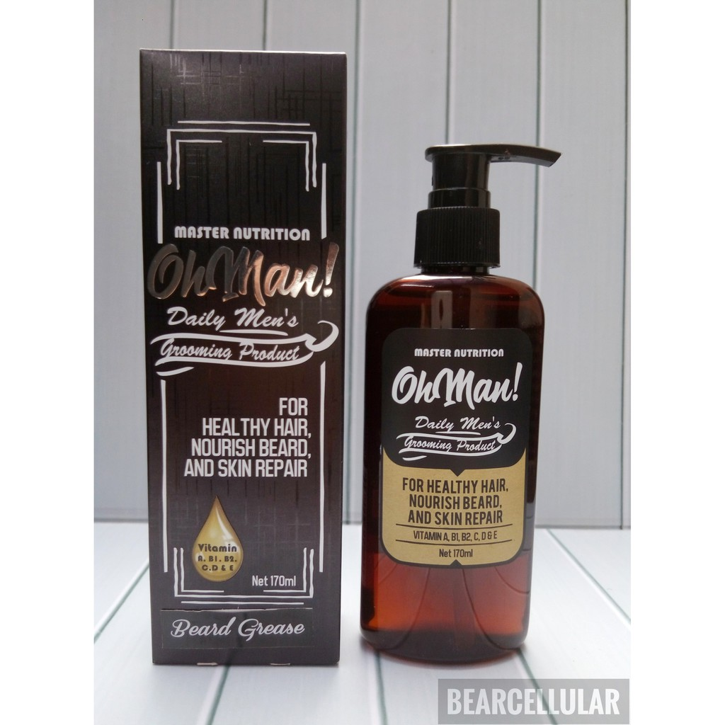 Djenggo Beard Oil Shopee Indonesia Organic Tonic Peomix Jojoba Original Sbc