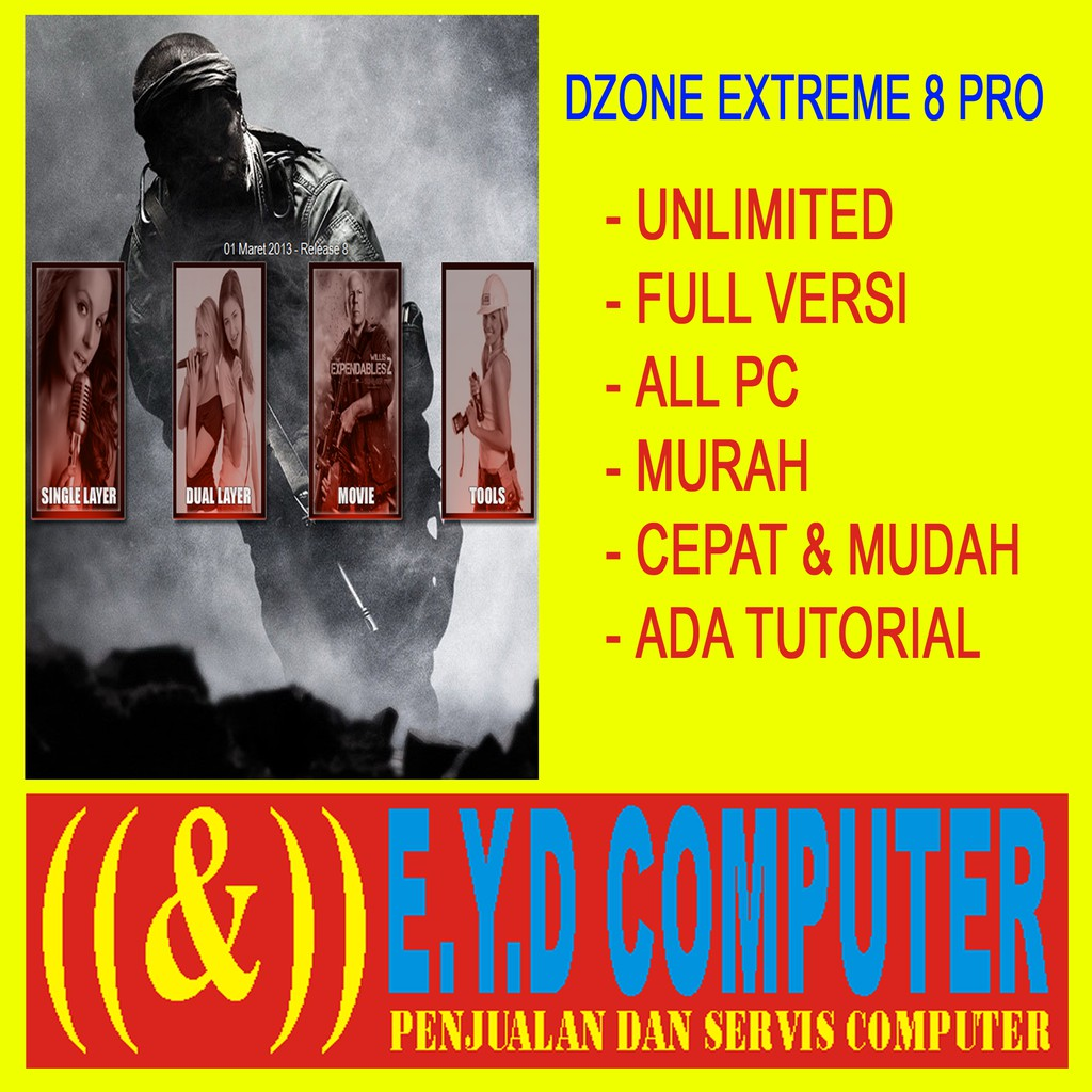 dzone xtreme 8 pro with activation code + keygen