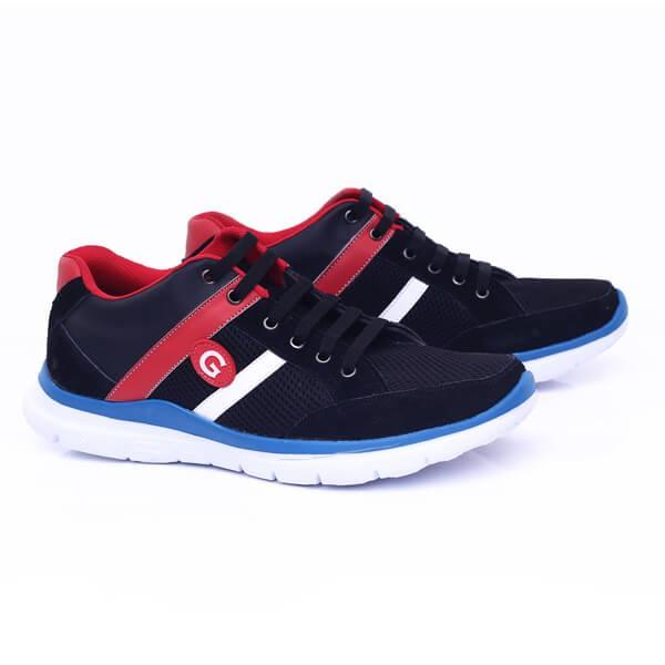 Sepatu Running /Olahraga /Sport Casual Pria - GSD 1322   Shopee Indonesia