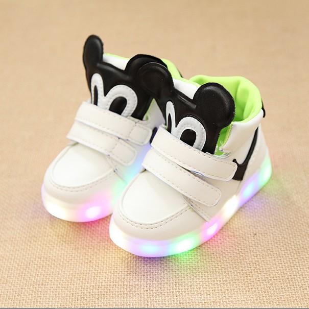 Grosir Sepatu Anak Led Aidadas PinkSize 21-25 1 Seri 5 Pasang ... 40abe9f625