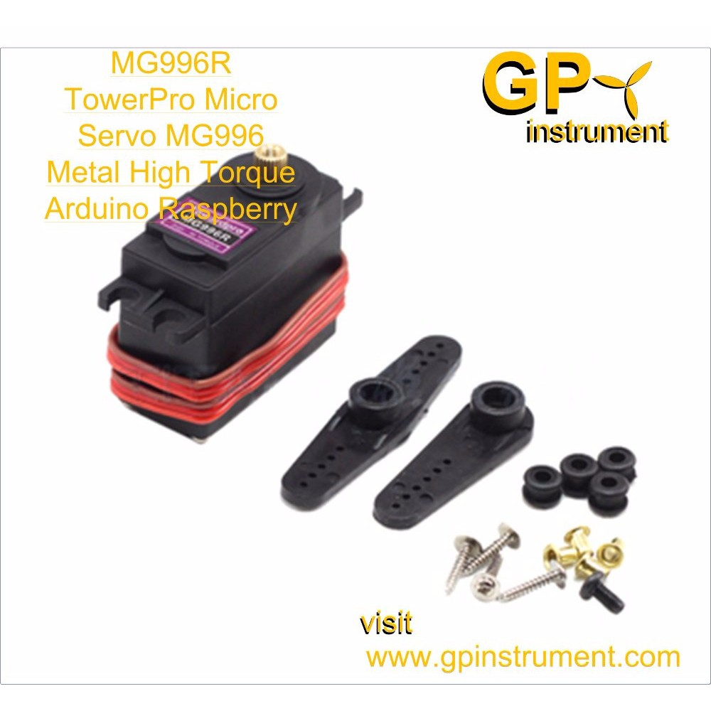 DISKON MG996R TowerPro Micro Servo MG996 Metal High Torque A KEREN