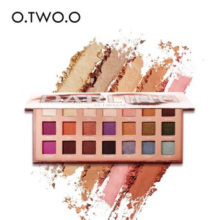 O.TWO.O 21 Color DARLING Drama Dream Eyeshadow Compact Palette With Mirror Kaca 1