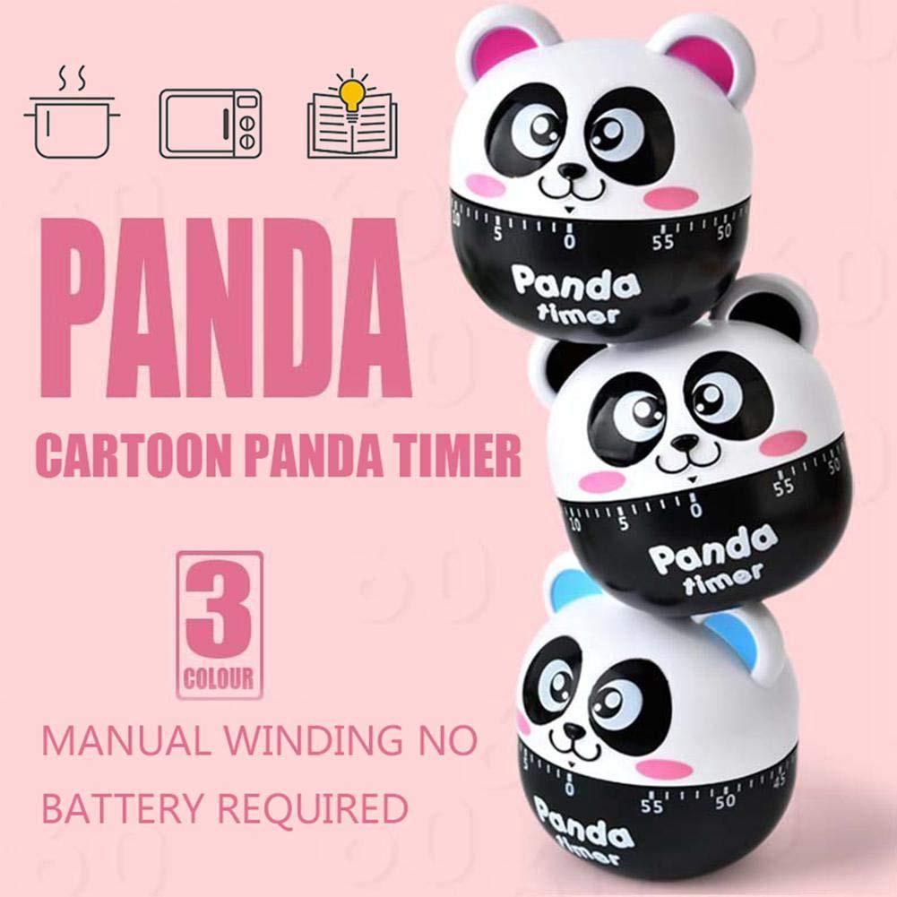 Timer Masak 60 Menit Gambar Kartun Panda Untuk Dapur