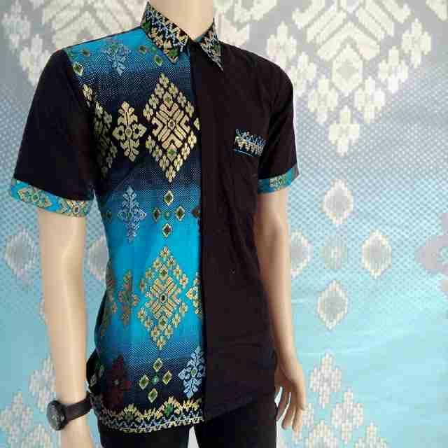 Grosir tanah abang baju batik pria harga grosir baju murah 990c13369d