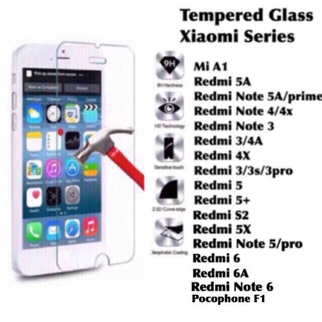 Xiaomi Redmi 5 / 5+ / Note 5 Pro - Camera Lens Tempered Glass Clear   Shopee Indonesia