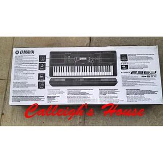 Jual Keyboard Yamaha Psr E 363 Psr E363 Original Plus Stand Keyboard