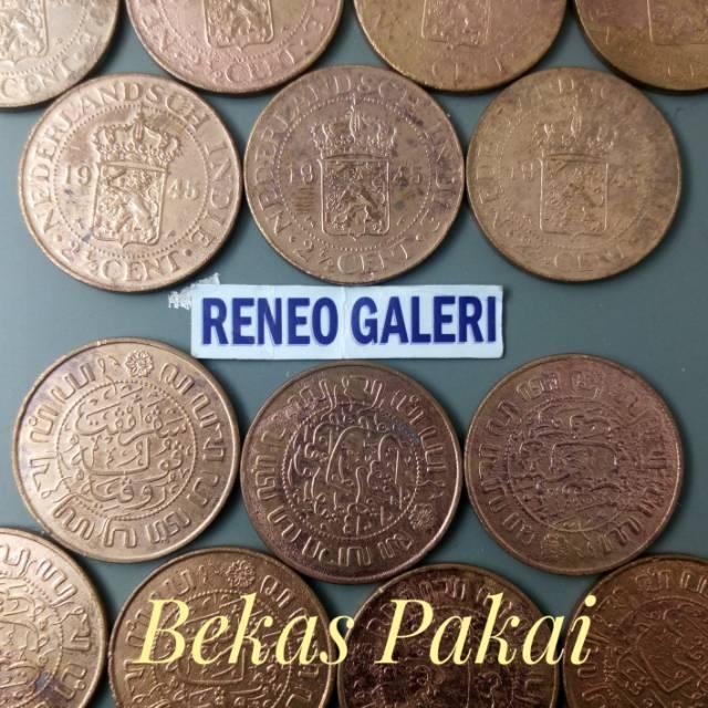 Gambar Uang Koin 100 China 2 Setengah Cent Sen Tahun 1914 1920 1945 Uang Koin Kuno Benggol