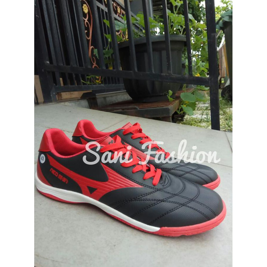 Ardiles Men Frank Bts Sepatu Running Hitam Merah Shopee Indonesia Women Laziza Speatu 37