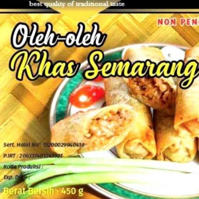 Lumpia Khas Semarang Shopee Indonesia