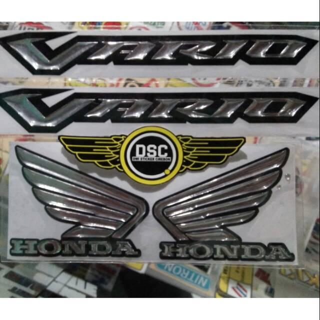 Mobil Metal Sticker Stiker Setir Jazz Brio Satya Mobilio HR-. Source .