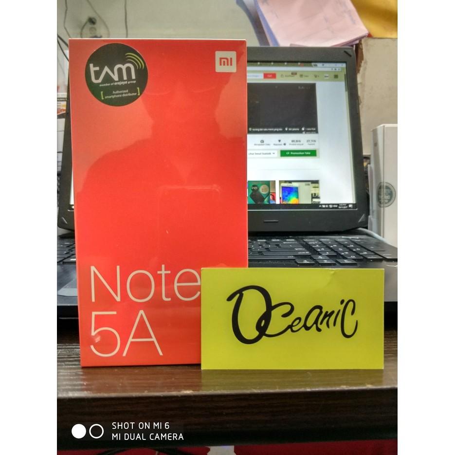 New Xiaomi Redmi 5 Plus 4u002f64 Garansi Resmi Tam Hitam Blackberry Aurora 1 Tahun Black Shopee Indonesia