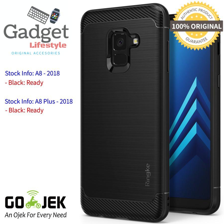 Case Samsung Galaxy A8 2018 / A8 Plus 2018 RINGKE Onyx Anti Shock Casing ORIGINAL   Shopee Indonesia