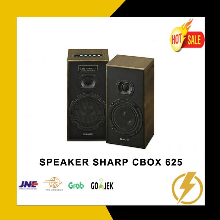 SPEAKER ACTIVE SHARP - CBOX 625