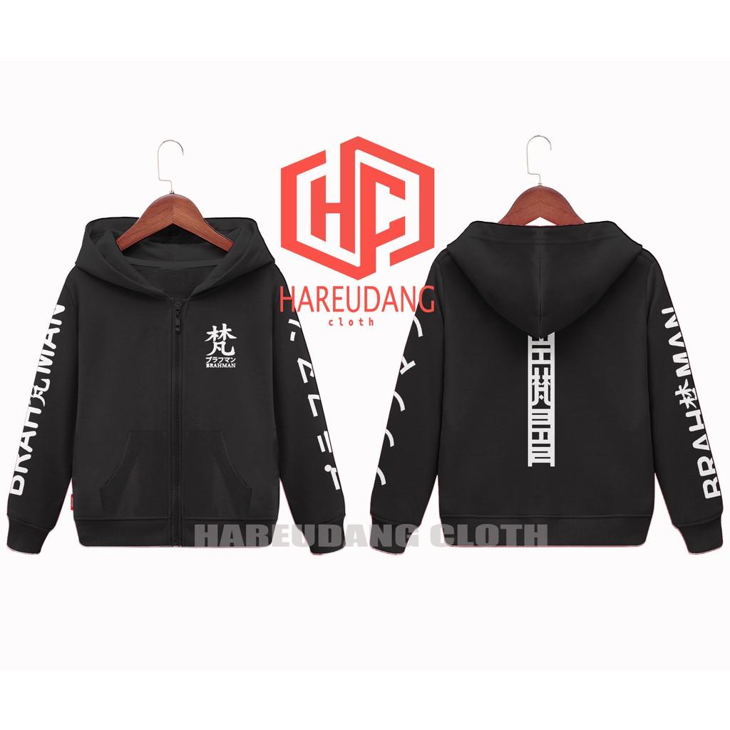 jaket hoodie anak brahman kawaragi senju tokyo revengers