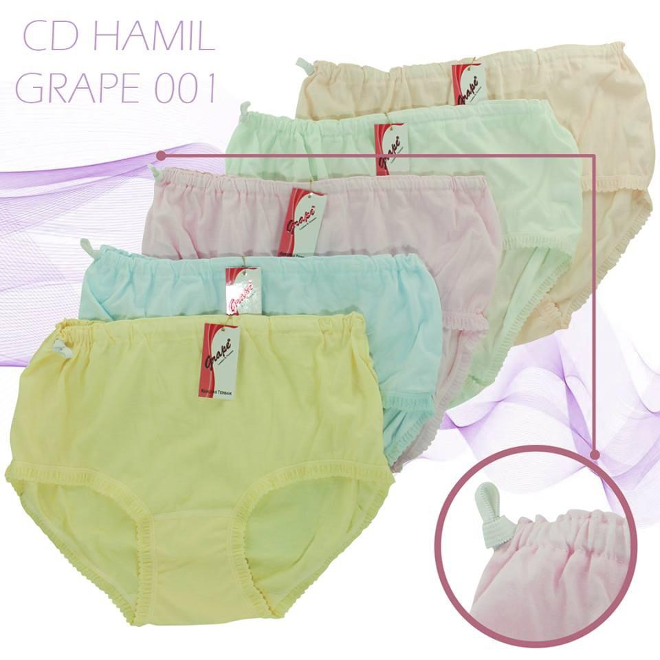 Celana Dalam Hamil Pine 001 Isi 3 Shopee Indonesia  Cdh37
