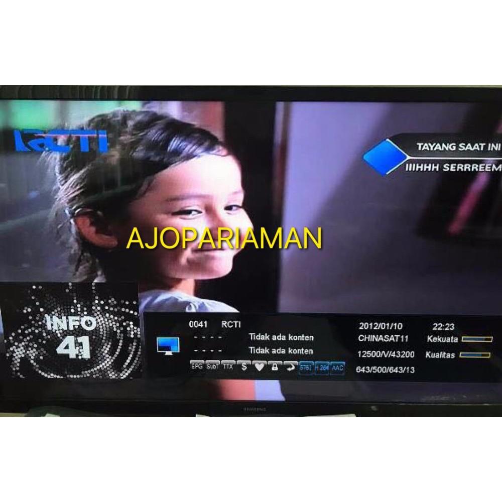 Termurah Receiver Gardiner Oracle Ninmedia Mnc Grup Dw Audio Lgsat Sinkron Diskon Shopee Indonesia