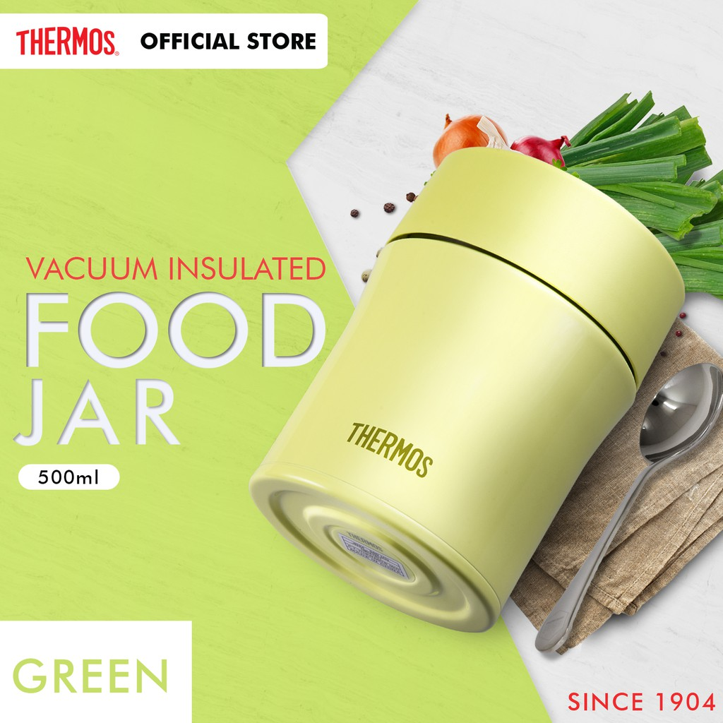 Up To 77 Discount From Thermos Indonesia Official Shop Ice Cold Bottle With Bag S Blue 300ml Fhl 400f Sky 400ml Rp99 20 Rp9999 Mua Ngay Food Jar Vacuum Insulated Green 500ml Jbm 5
