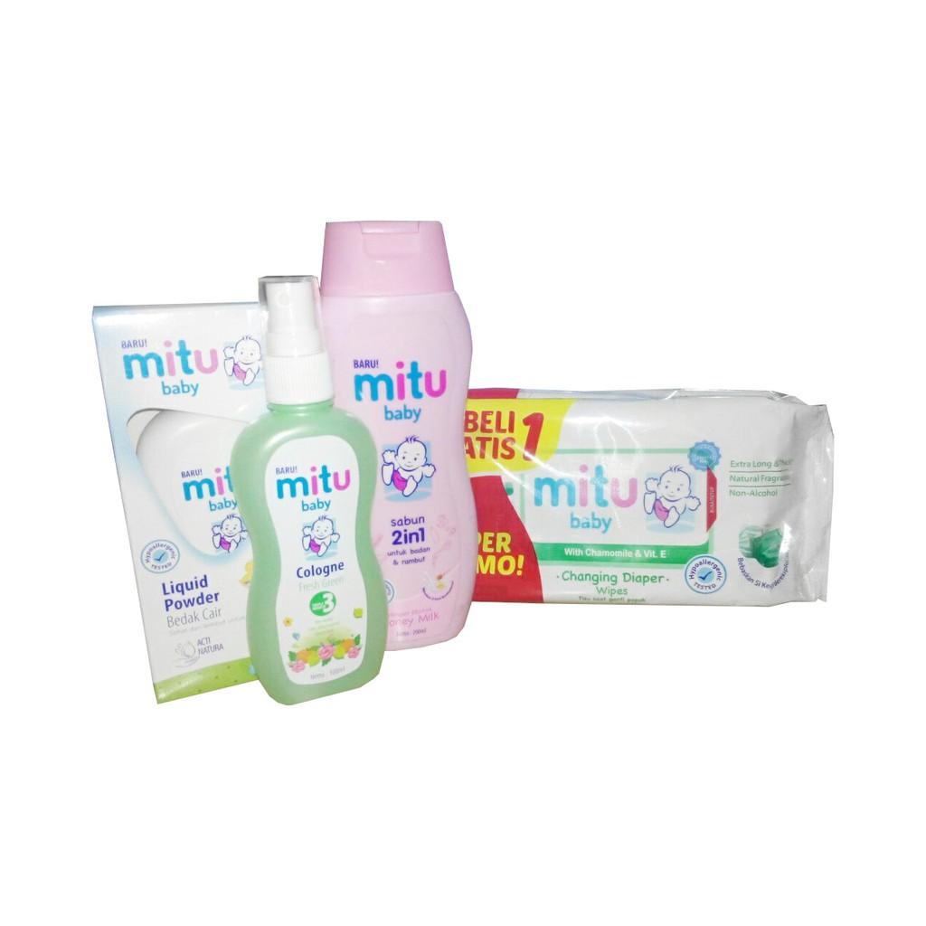 Toko Online Adikbayi Shopee Indonesia My Baby Paket Hemat Minyak Telon Plus 90ml 3pcs Mtk039