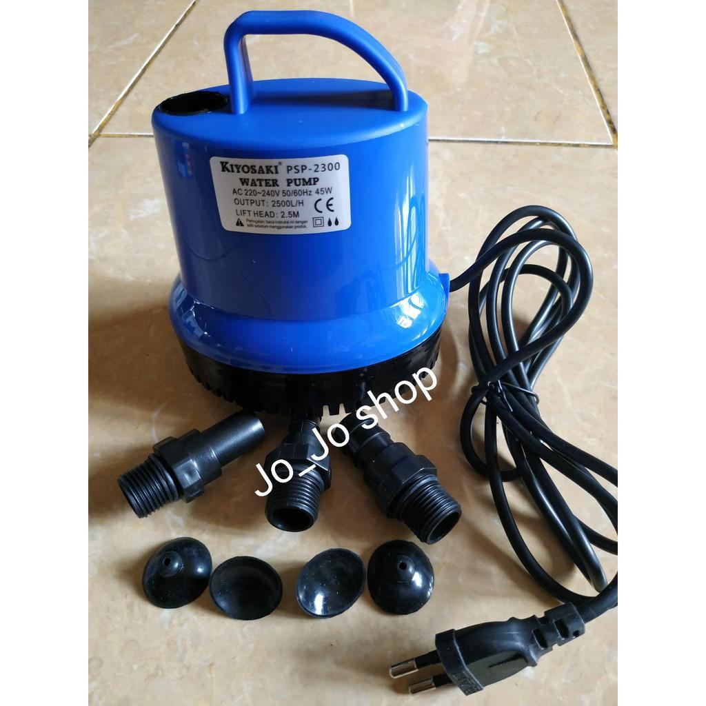 Pompa Air Celup Kiyosaki PSP 2300 Power Head Aquarium ...