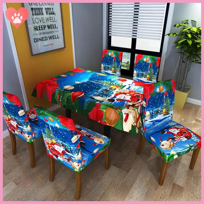 Series Waterproof Printing Tablecloth