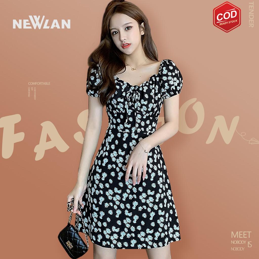 Harga Dress Korea Terbaik Dress Pakaian Wanita Juli 2021 Shopee Indonesia