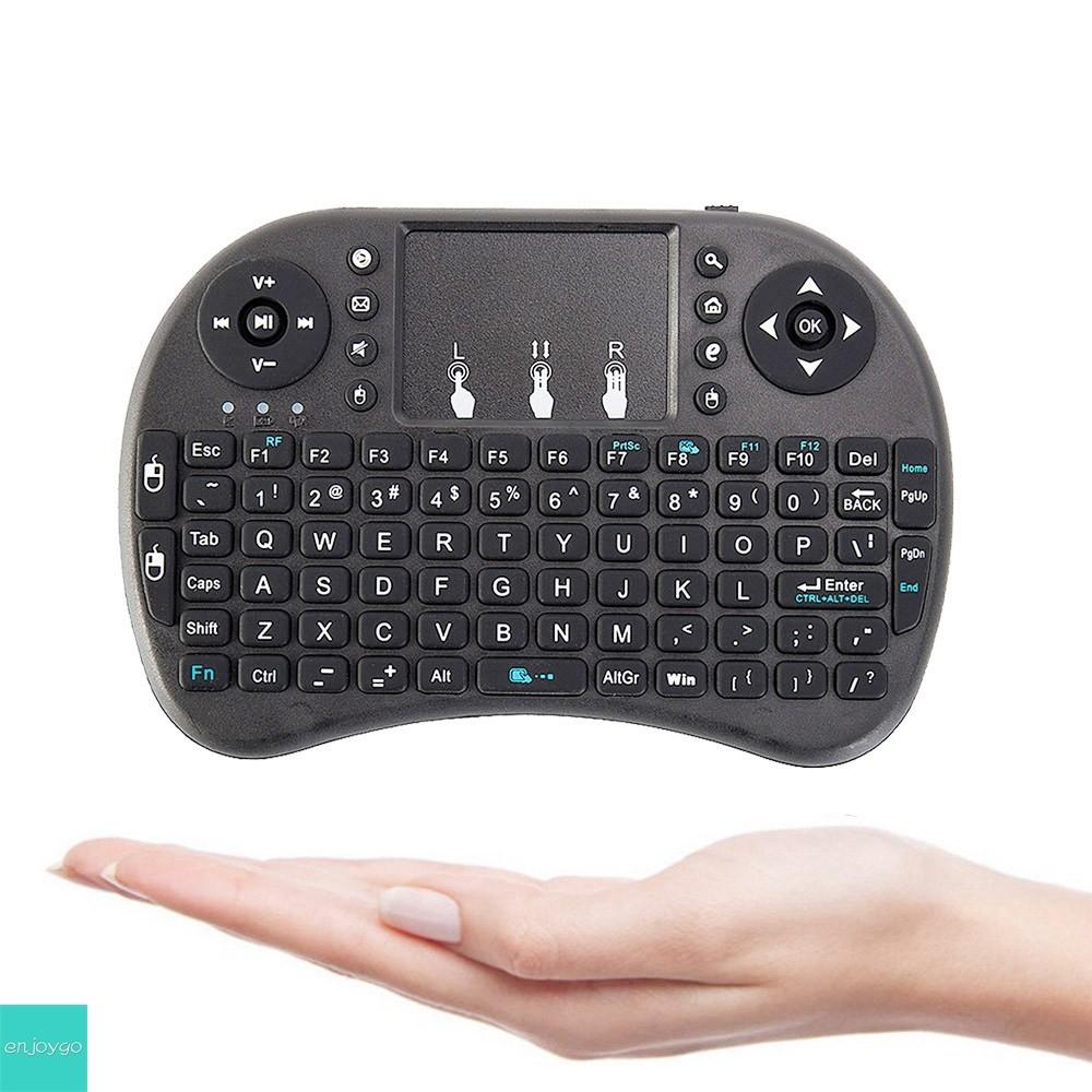 41827fb3da8 Eny2.4g Mini Wireless Touchpad Keyboard KODI Android Smart TV Box PC |  Shopee Indonesia