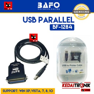 Adapter Murah Harga Source · USB to LPT Parallel BAFO DB 25 Pin .