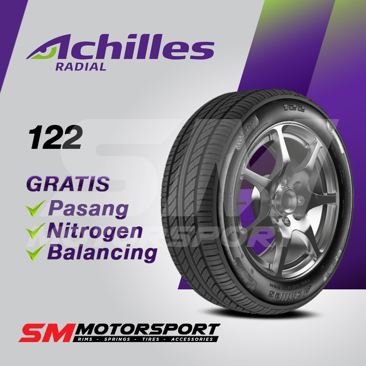 Ban Mobil Achilles 122 185/60 R14 14 82H