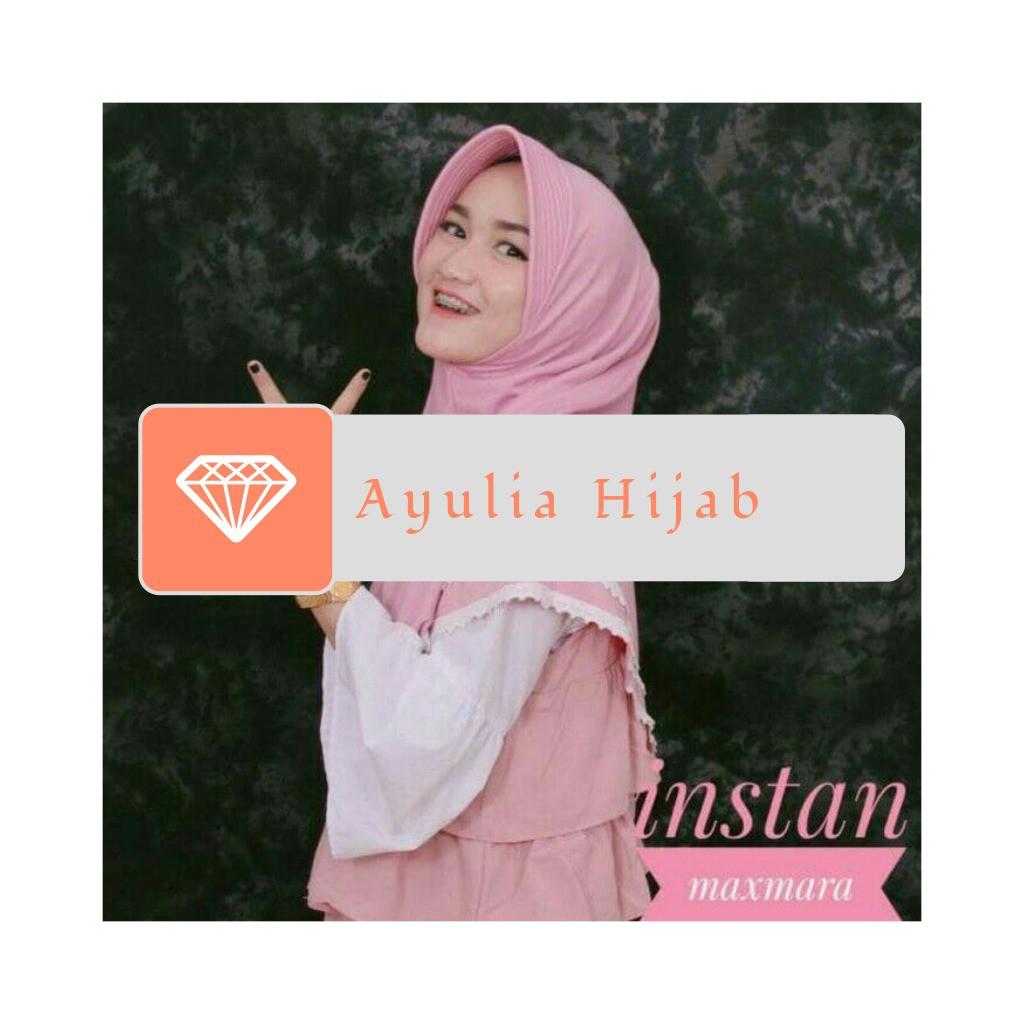 Jilbab Botia Maxmara Pashmina Shopee Indonesia Hijab