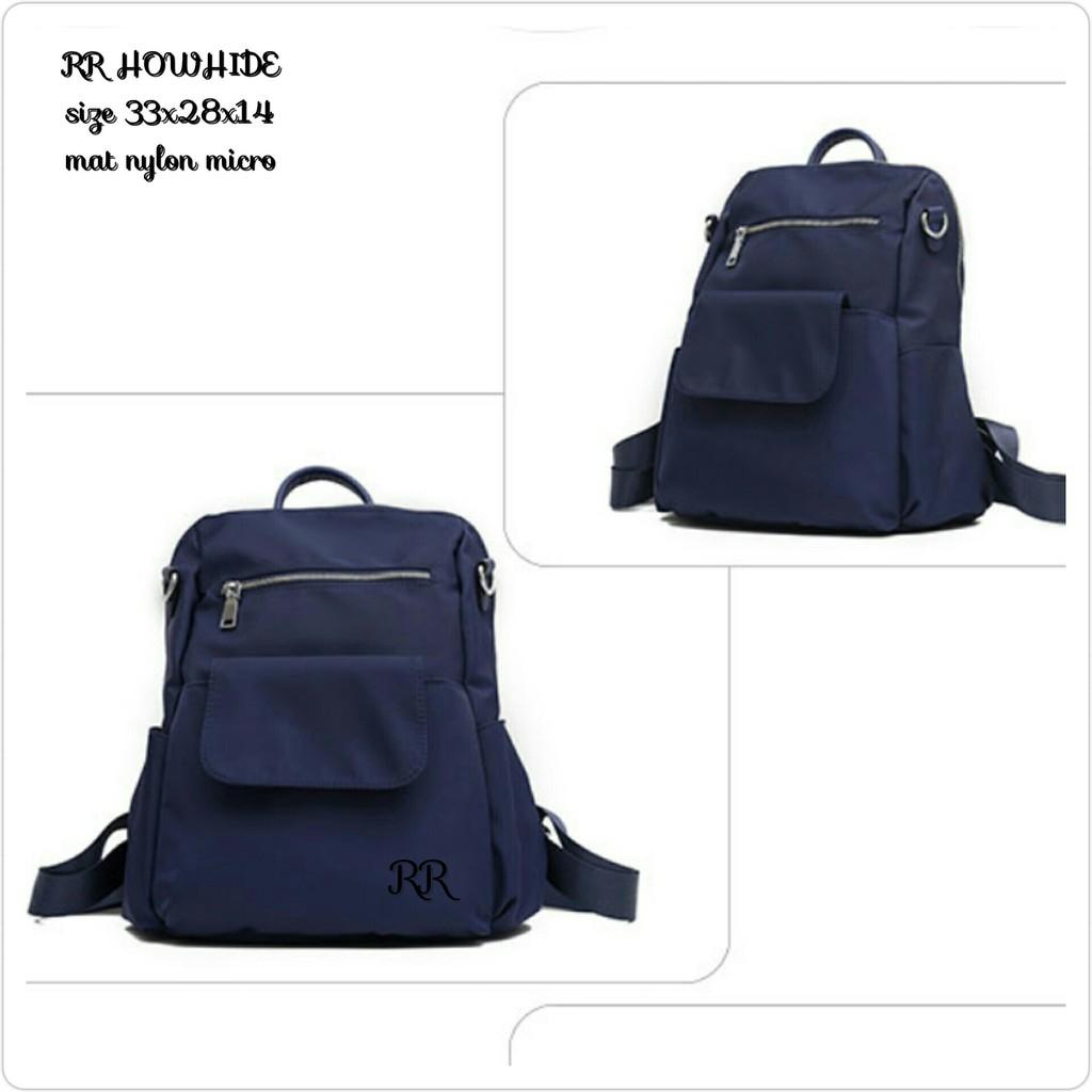 Ransel Angel Lelga 3 In 1 Simple Tali Simpul Elegan Shopee Indonesia Backpack Kait Nylon Micro Set 3in1