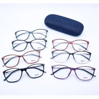 Frame kacamata TR 3502 + Lensa minus plus silinder anti radiasi fashion  cewek aksesoris wanita 87f0f52cc5