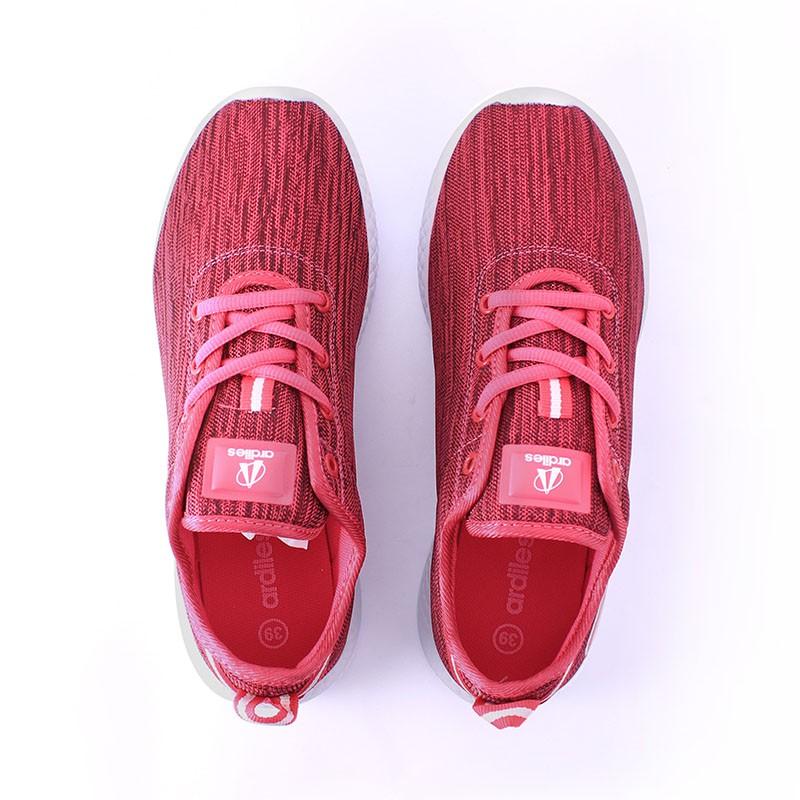 Ardiles Women Chapa Sepatu Running Merah  835ccf258b