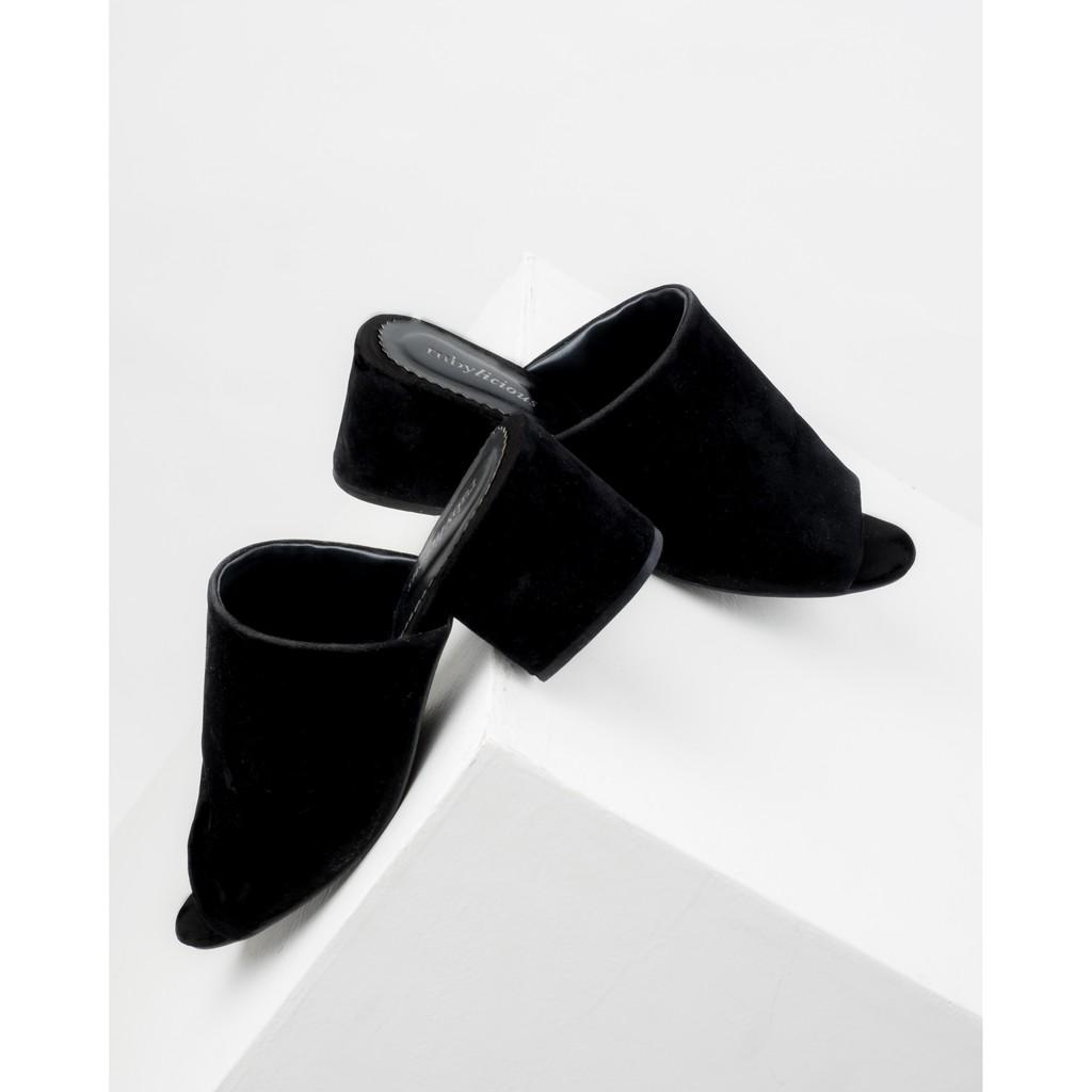 Amazara Kyra Blue Platform Shopee Indonesia Jordyn Nude Glossy Heels Ivory 36
