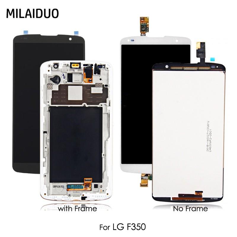 Lcd Display For Lg G Pro 2 D838 F350 F350s F350l Lcd Touch Screen Digitizer Ori Shopee Indonesia