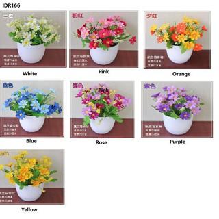 yukshoping pot bunga tanaman bunga plastik dekorasi rumah