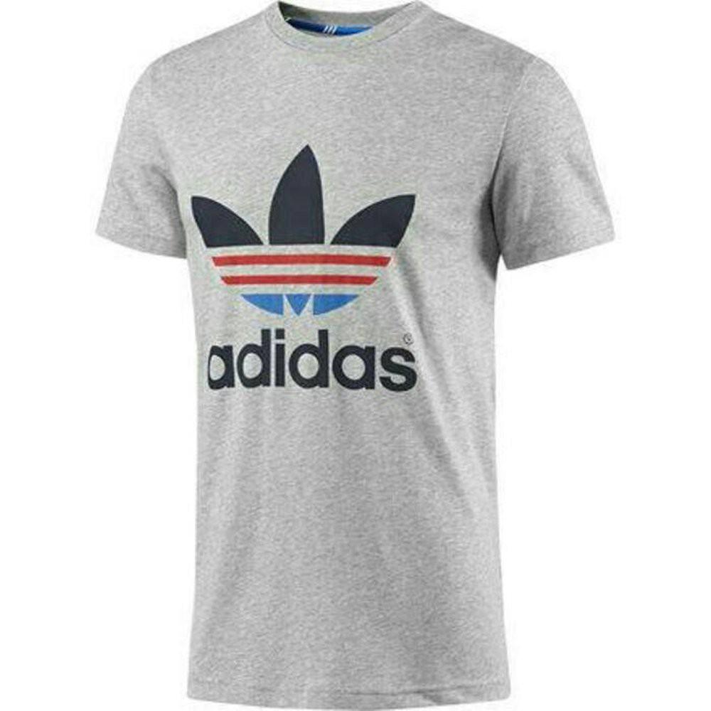 TERBAIK Baju Adidas Classics Besar XXL(2XL) XXXL (3XL) XXXXL (4XL) Kaos Big Size T shirt Jumbo