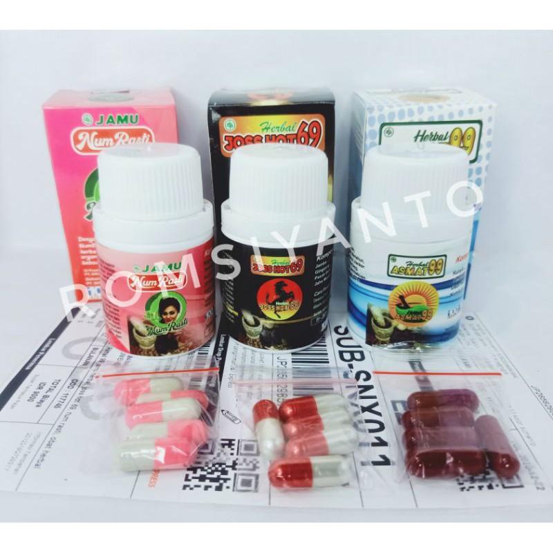 Free Ongkir Asmat 99 jamu herbal, joss hot 69, num rasti, obat herbal 100% Ampuh