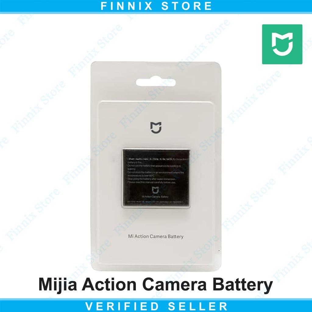 Kingma Dual Docking Charger Battery For Xiaomi Mijia Action Camera 4K | Shopee Indonesia