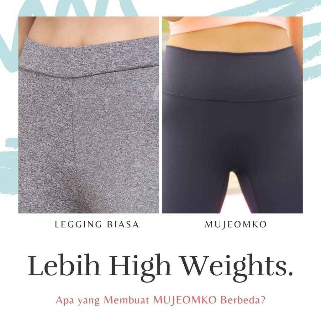 Mujeomko Air Comfy Legging Shopee Indonesia