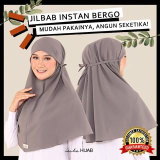 Bergo Maryam Bergo Tali Hijab Instan Jilbab Instan Bahan Diamond Banyak Warna Bisa Grosir Murah Shopee Indonesia
